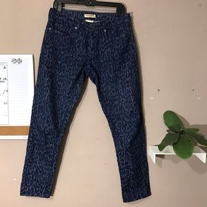Levis Made and Crafted Marker Tapered Jeans